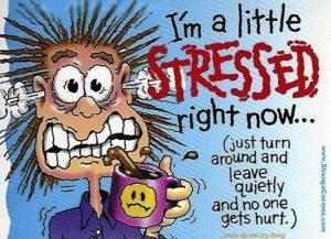 stress căng thẳng kéo dài