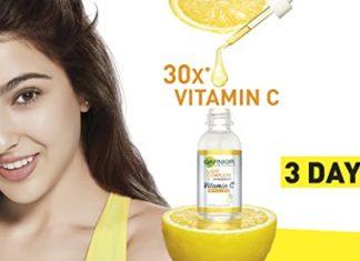 Review đánh giá Garnier Light Complete Vitamin C Booster