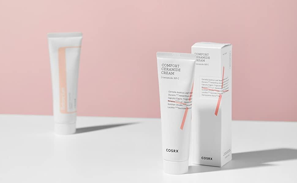 kem dưỡng  Cosrx Balancium Comfort Ceramide Cream