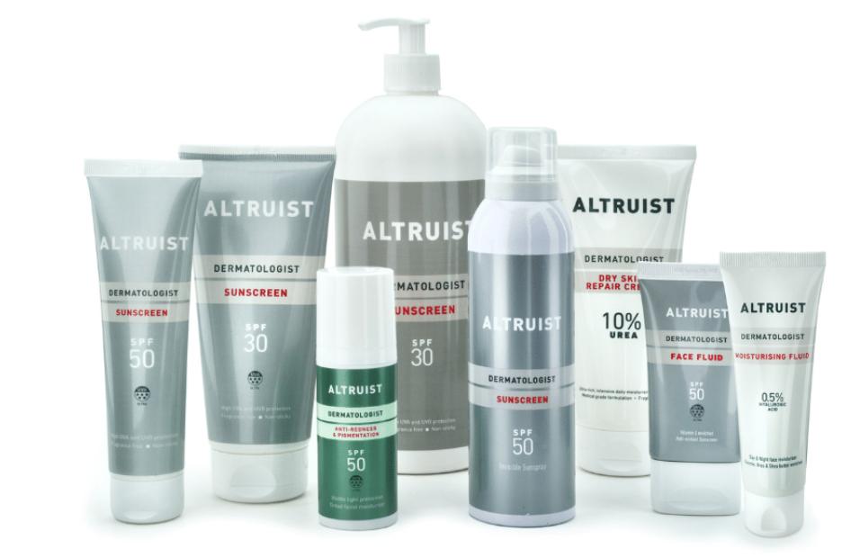 thương hiệu Altruist