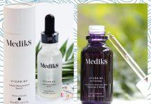 Review so sánh 2 loại serum B5 Medik8 trắng và tím