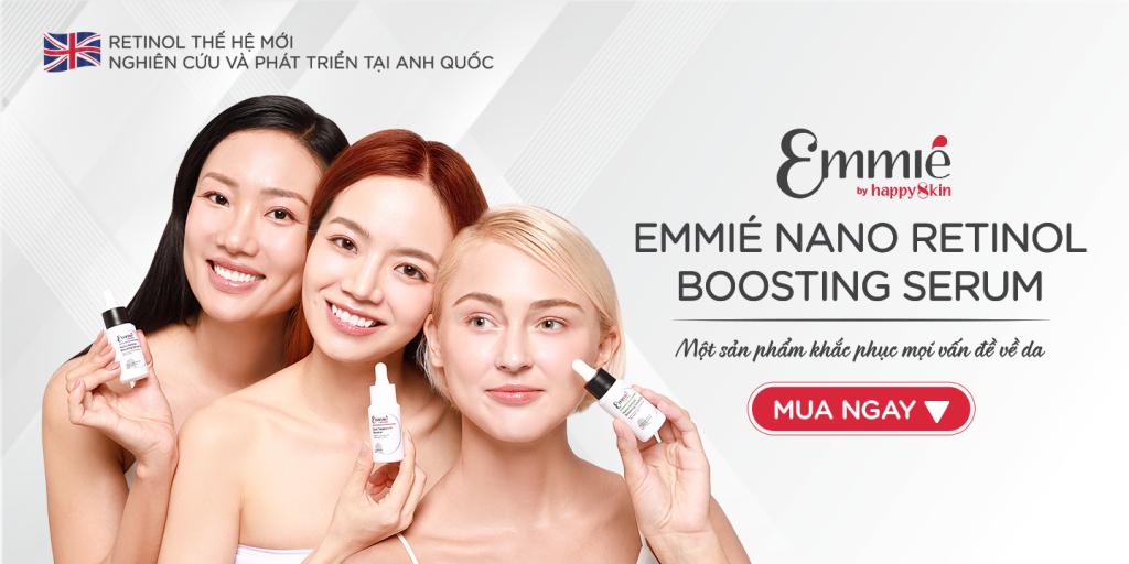 Retinol Emmie Happy Skin Nano